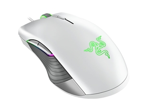 Razer Lancehead Tournament Edition Ambidextrous Gaming Mouse - Mercury Edition