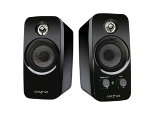 Creative Inspire T10 2.0 Channel Speaker System