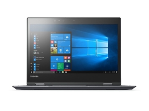 "Toshiba Protege X20W 12.5"" FHD Touch Intel Core i5 Convertible Notebook"