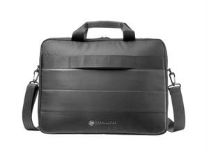 HP 15.6 Classic Briefcase and Mouse Bundle
