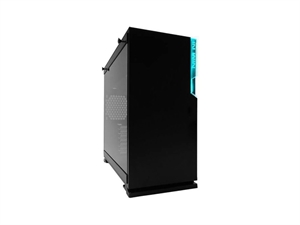 In Win 101C Tempered Glass Window Mid Tower ATX Case -  Black