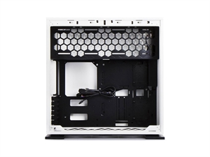 In Win 303 RGB Edition Mid Tower ATX Windowed Case - White