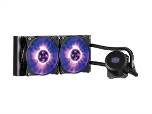 Cooler Master MasterLiquid Lite 240 RGB Liquid CPU Cooler
