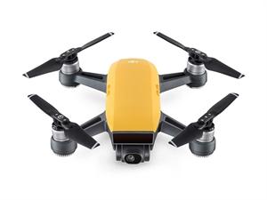 DJI Spark Mini Drone Combo - Yellow