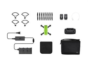 DJI Spark Mini Drone Combo - Green