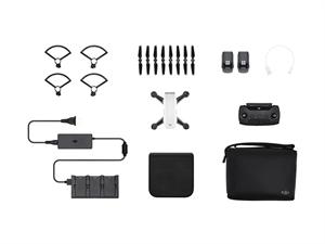 DJI Spark Mini Drone Combo - Apline White