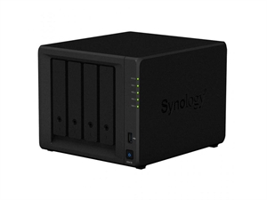 Synology DiskStation DS418 4 Bay NAS