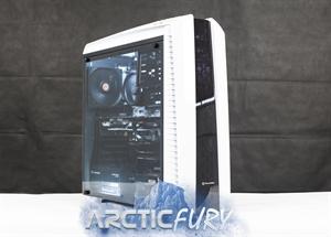 Centre Com 'Arctic Fury' Gaming System