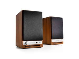 Audioengine HD3 Powered Desktop Speakers(Pair) - Walnut