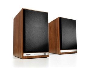 Audioengine HD6 Powered Speakers(Pair) - Walnut
