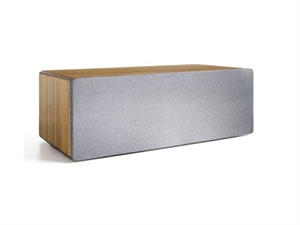 Audioengine B2 Bluetooth Speaker - Zebrawood