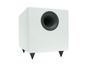 Audioengine S8 Powered Subwoofer - Hi-Gloss White