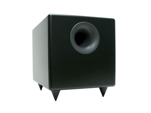 Audioengine S8 Powered Subwoofer - Satin Black
