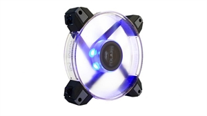 In Win Polaris Blue LED 120mm Fan - No Retail Box