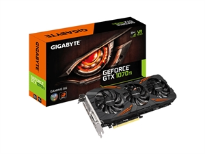 Gigabyte GeForce GTX 1070 Ti Gaming OC 8GB Graphics Card