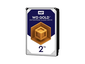 Western Digital Gold 2TB Enterprise Class Hard Disk Drive