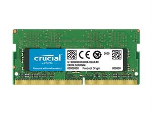 Crucial 8GB DDR4 2400MHz SODIMM RAM