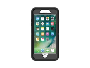 OtterBox Defender Case iPhone 7 Plus/iPhone 8 Plus - Black
