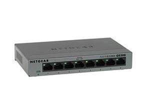 Netgear GS308 SOHO 8 Port Gigabit Unmanaged Switch