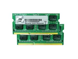 G.Skill DDR3-1066 8GB (4GBx2) Dual Channel Mac SODIMM RAM