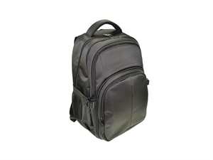 "Access STC-BAK-18 17.3"" Top Load Backpack - Black"