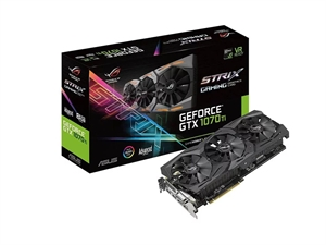 ASUS GeForce GTX 1070 Ti ROG Strix A8GB Graphics Card