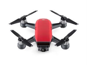 DJI Spark Mini Drone - Lava Red