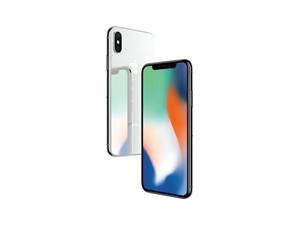 Apple iPhone X 64GB - Silver