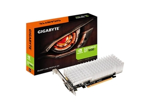Gigabyte GeForce GT 1030 Silent Low Profile Graphics Card