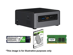 CentreCom DIY 'Intel NUC i3 8GB' NUC System