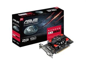 ASUS Radeon RX 550 2GB Graphics Card
