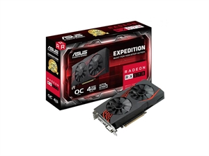 ASUS Radeon RX 570 Expedition OC 4GB Graphics Card