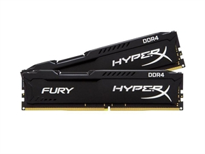 Kingston HyperX FURY 16GB (2x 8GB) DDR4 2666MHz Memory