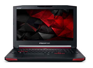"Acer Predator Helios 17.3""  Intel Core i7 GTX 1060 Gaming Laptop"