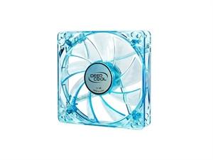 DeepCool 120mm XFAN120U Blue Frame & LED Fan