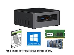 CentreCom 'Pro Optane Intel i3 8GB' NUC System