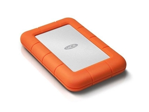 LaCie 1TB USB 3.0 Rugged Mini Portable Hard Drive