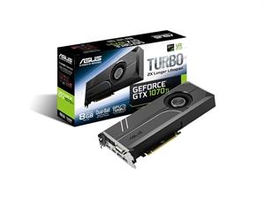 ASUS Turbo GeForce GTX 1070 Ti Graphics Card