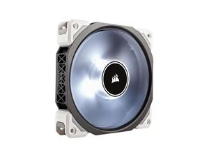 Corsair ML120 PRO LED 120mm Premium Magnetic Levitation Fan - White
