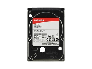 "Toshiba 500GB 2.5"" 512e SATA Mobile HDD"