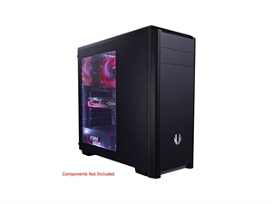 Bitfenix Nova ATX Mid Tower Window Case - Black