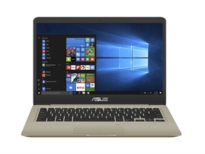 "ASUS VivoBook K410UA-EB010R 14"" FHD 8th Gen Intel Core i7 Laptop - Gold"