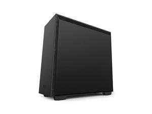 NZXT H700i Matte Smart Mid Tower Case - Black