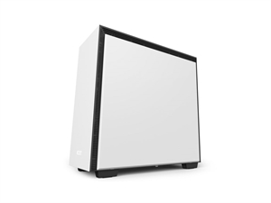 NZXT H700i Matte Smart Mid Tower Case - White