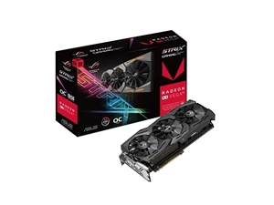 ASUS Radeon RX Vega 64 8GB ROG STRIX GAMING Graphics Card