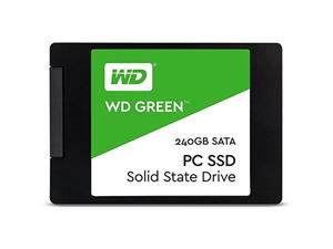 """Western Digital WD Green 240GB 2.5"""" SATA III 3D NAND SSD"""