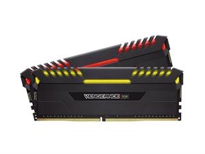 Corsair Vengeance RGB 16GB (2x8GB) DDR4 3000MHz Memory