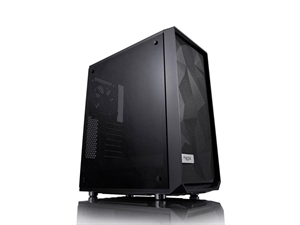 Fractal Design Meshify C Blackout Tinted Tempered Glass ATX Case