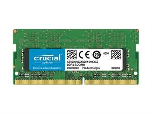 Crucial 4GB (1x 4GB) DDR4 2400Mhz SODIMM Memory