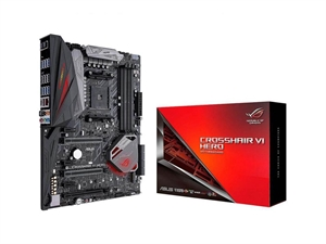 ASUS ROG Crosshair VI Hero AM4 X370 ATX Motherboard